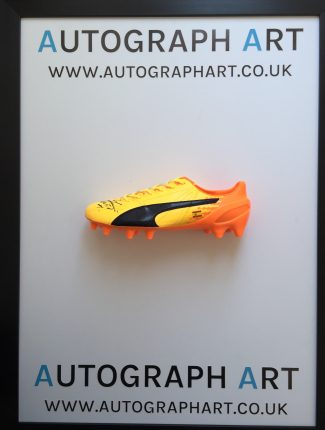Nolito Left Kids Names Boot Web Signed Twice 2