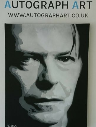Bowie Canvas